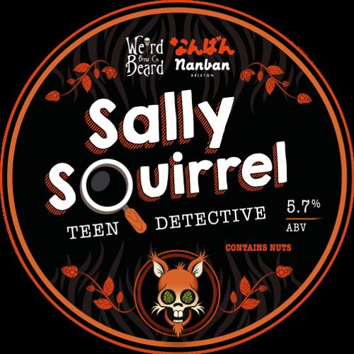 Sally Squirrel: Teen Detective