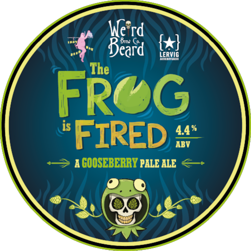 The Frog is Fired