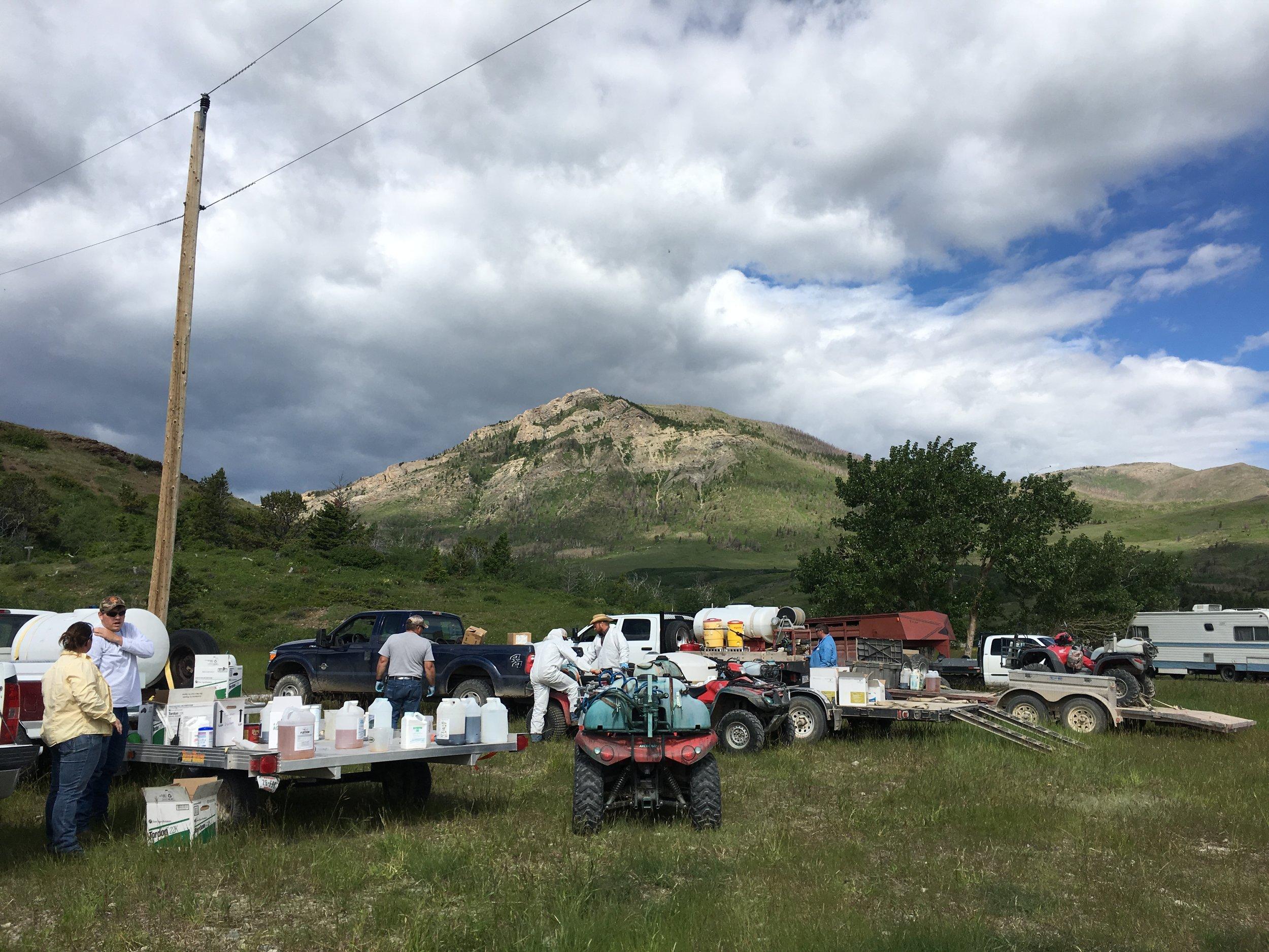 2017 Swift Dam Spray Day