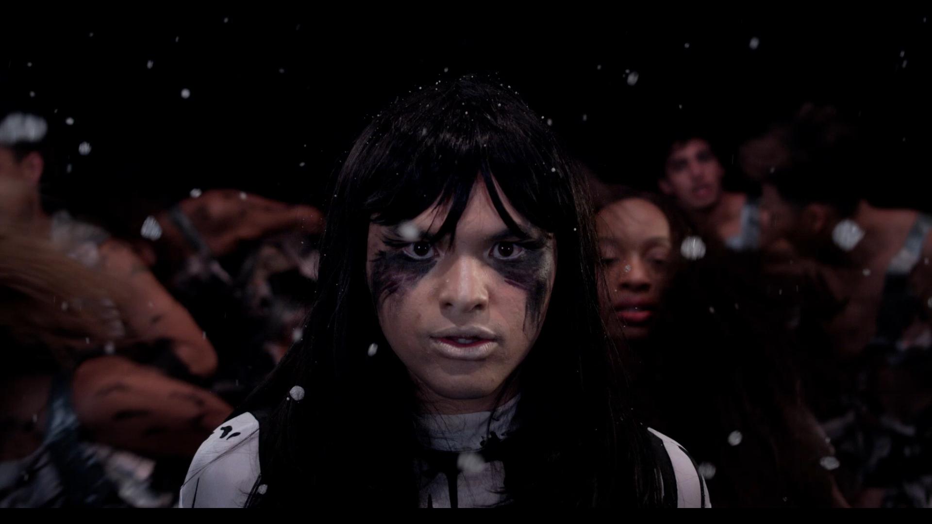 M the Myth still image from LGDA music video