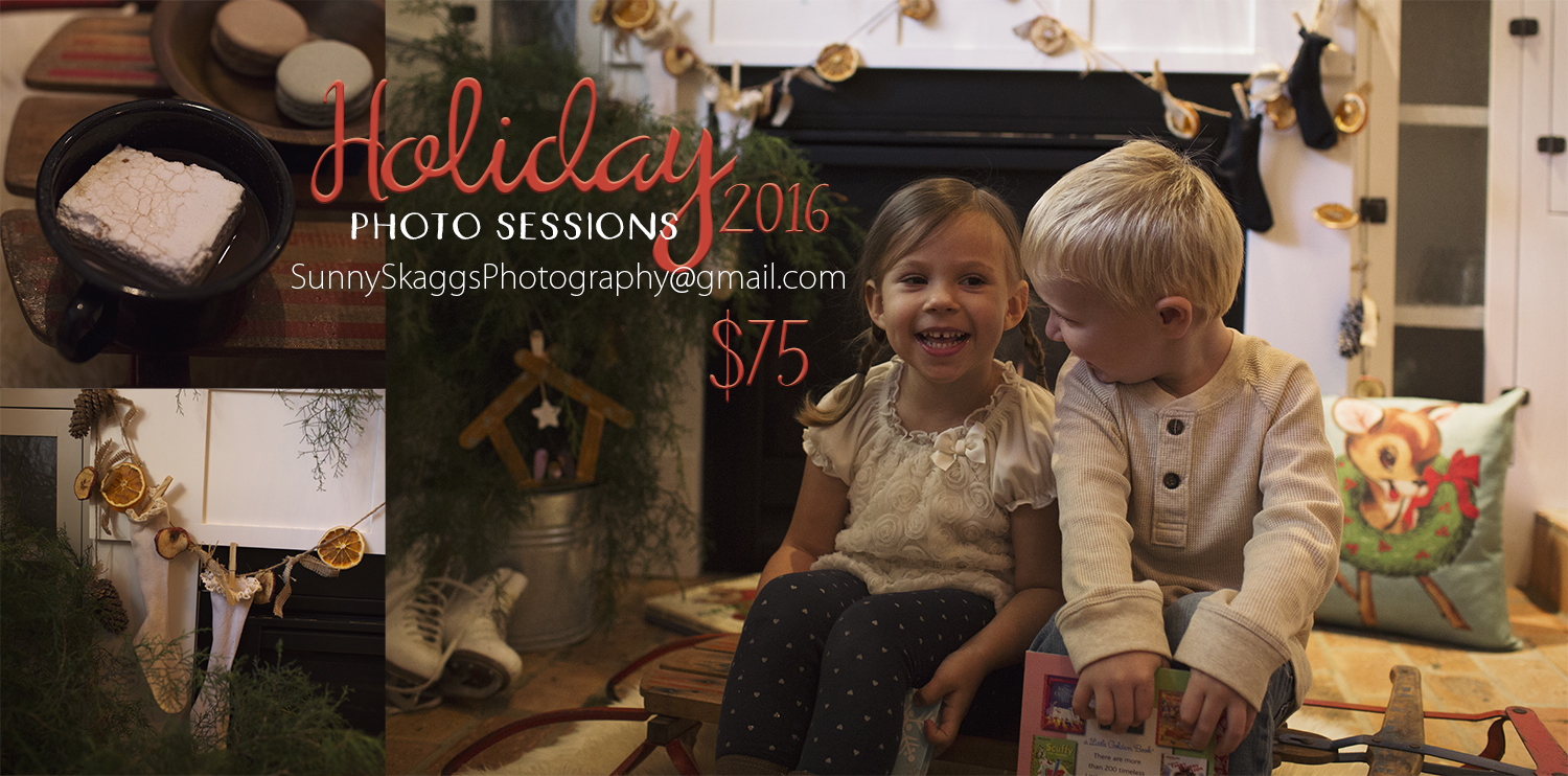 To Reserve Your Session Spot Click Image Above or click  HERE .