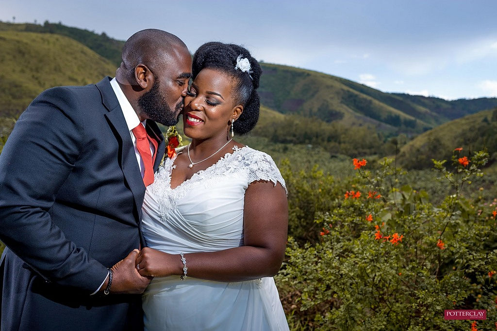 inter-african marriage