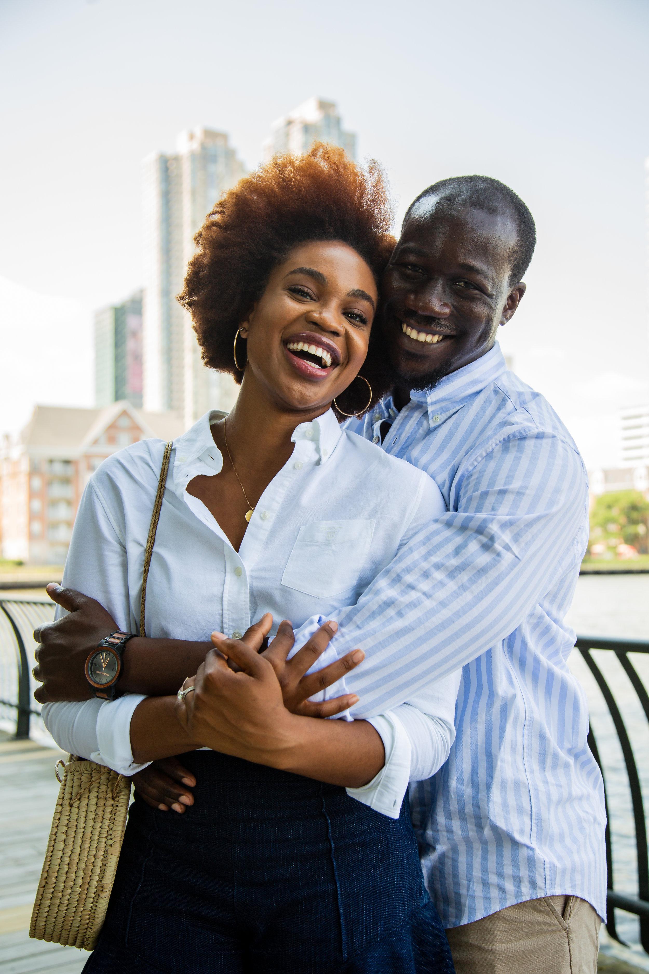 Ijeoma Kola inter african marriage