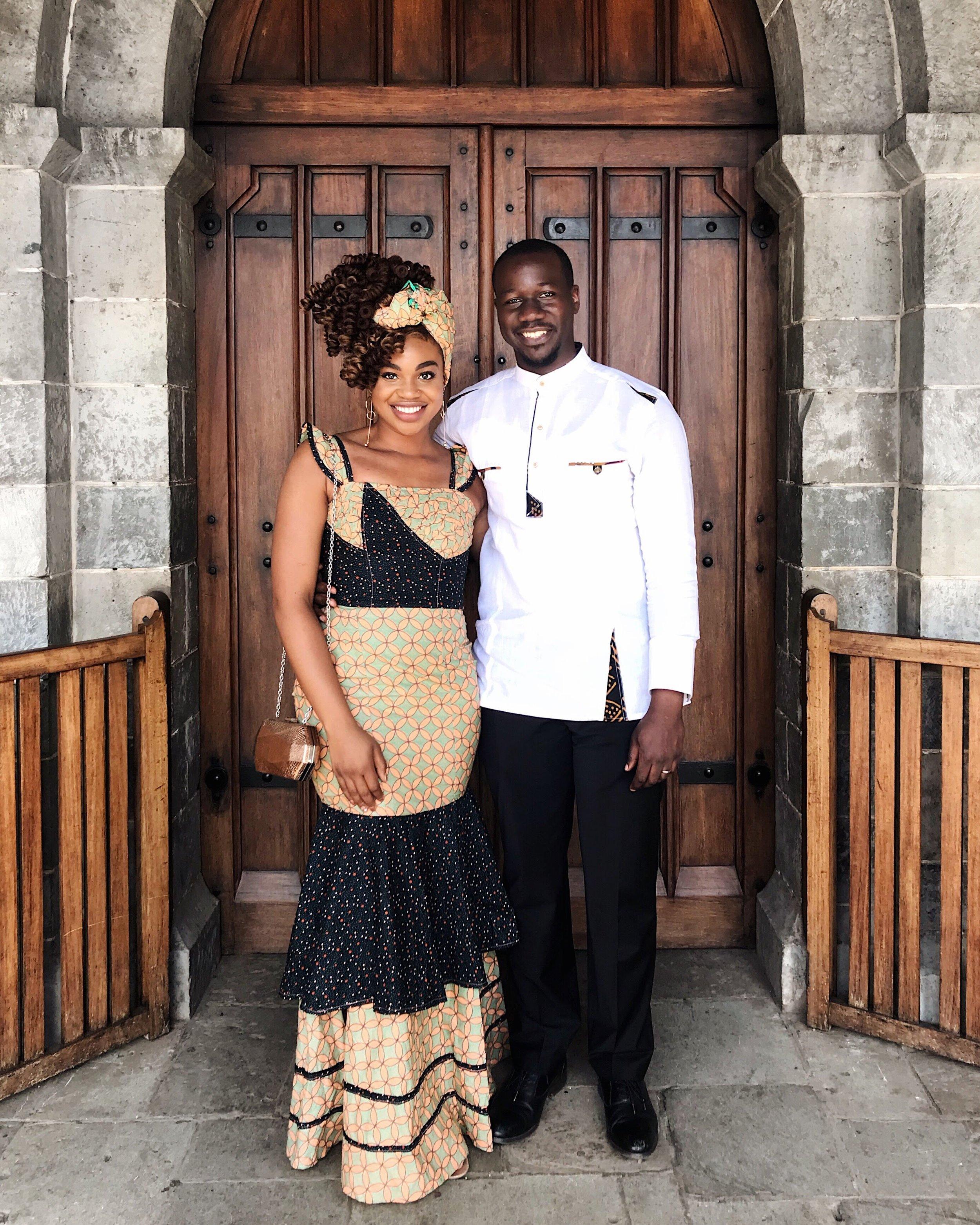Ijeoma Kola inter-african marriage