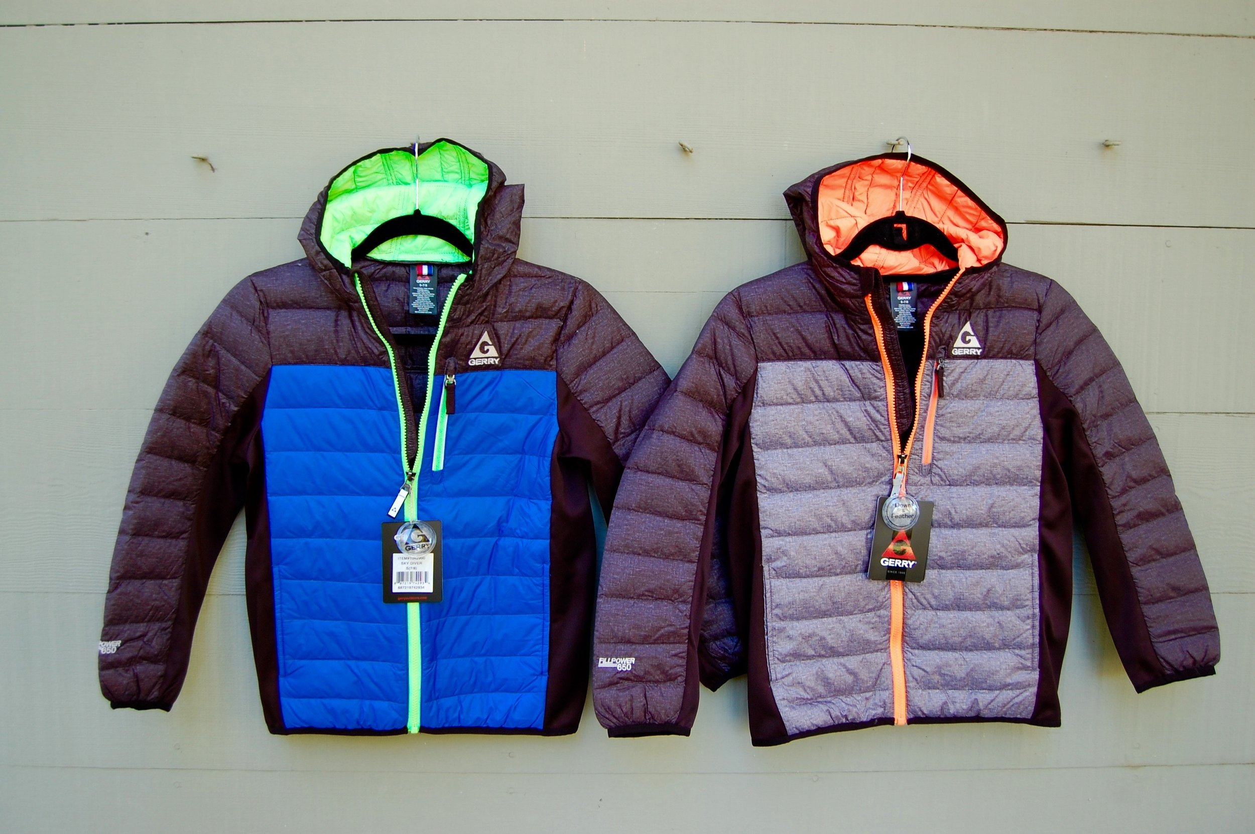 Gerry Down Jackets for Kids