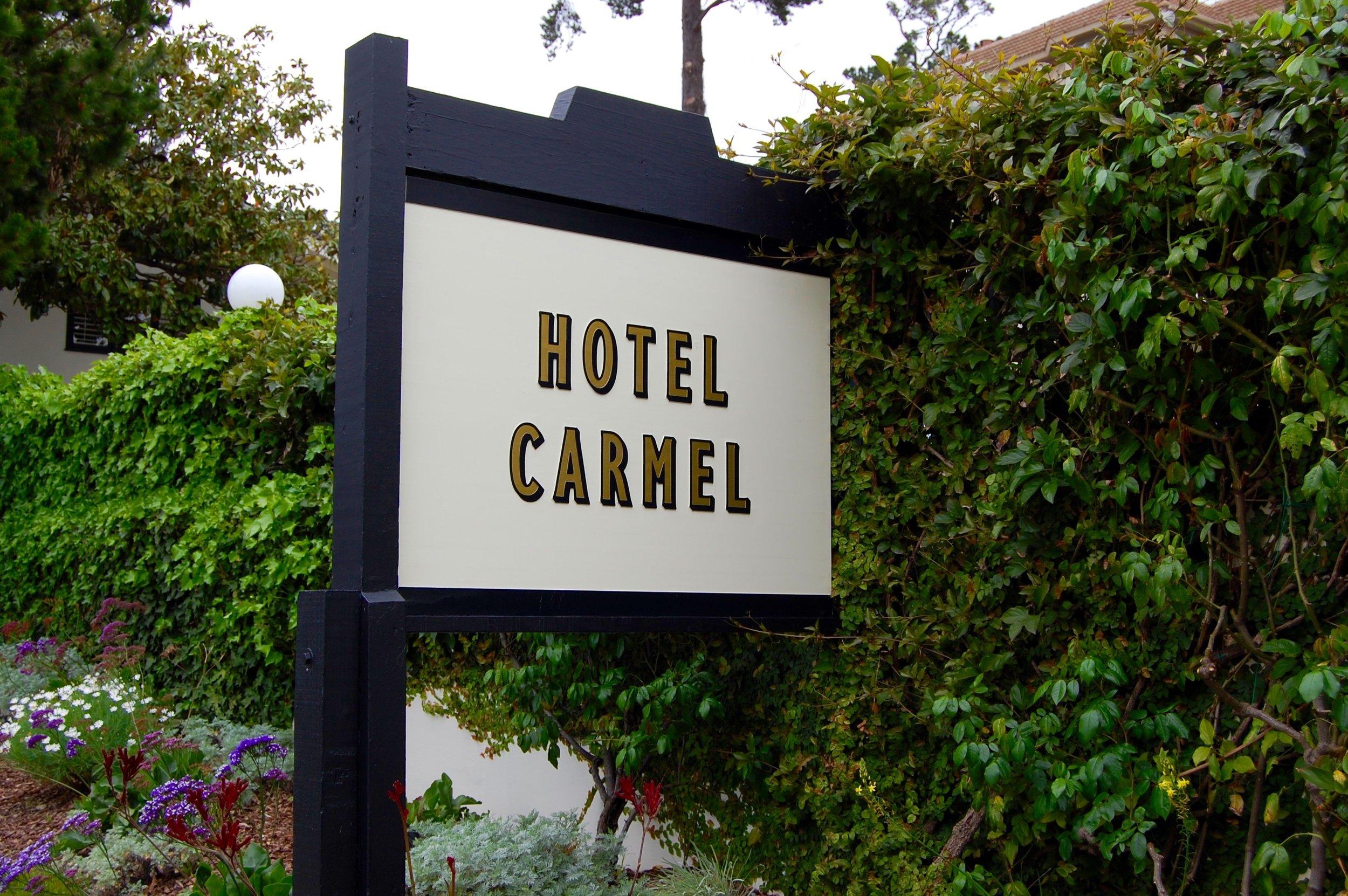 Hotel Carmel, Carmel-by-the-Sea Bed & Breakfast
