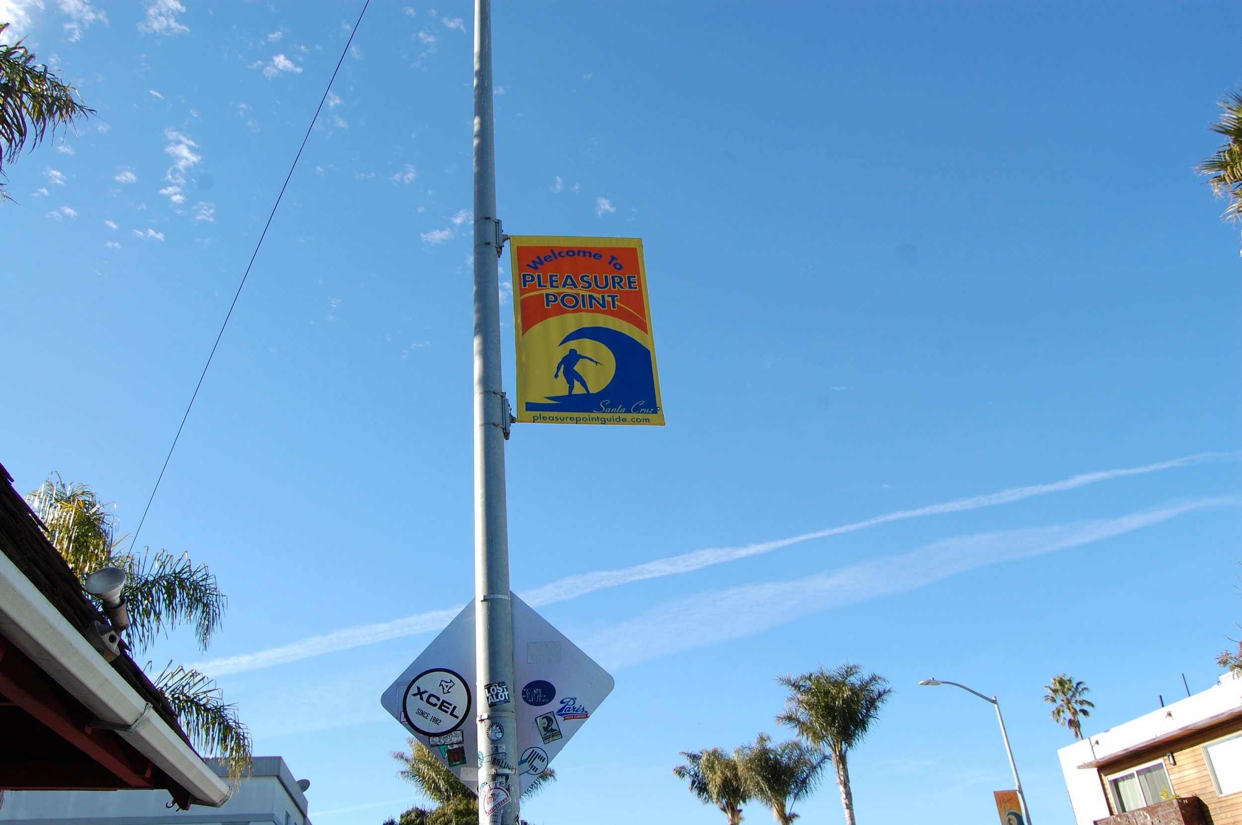 Welcome to Pleasure Point, my favorite Santa Cruz neighborhood.