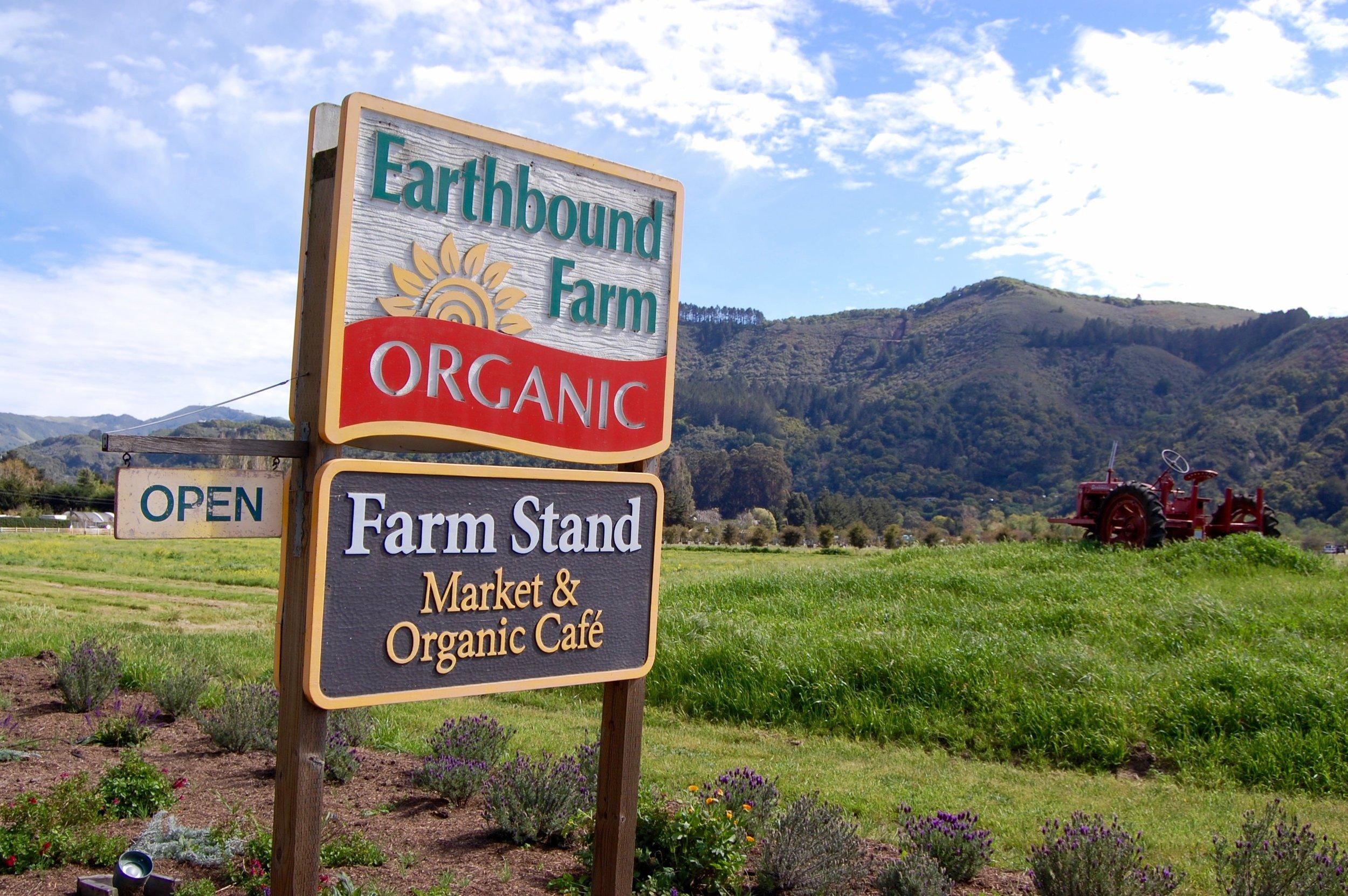 Earthbound Farm, Carmel Valley