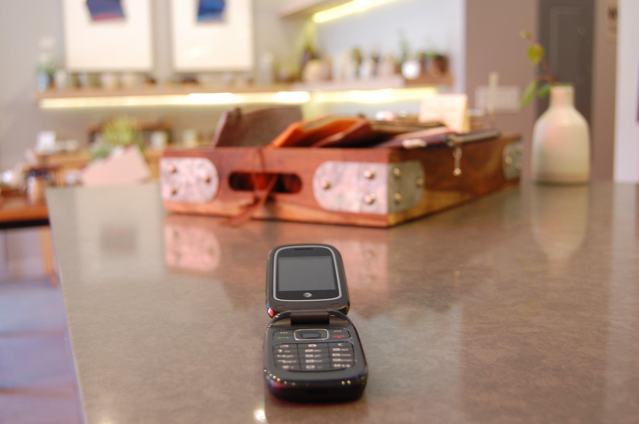 My Flip Phone.