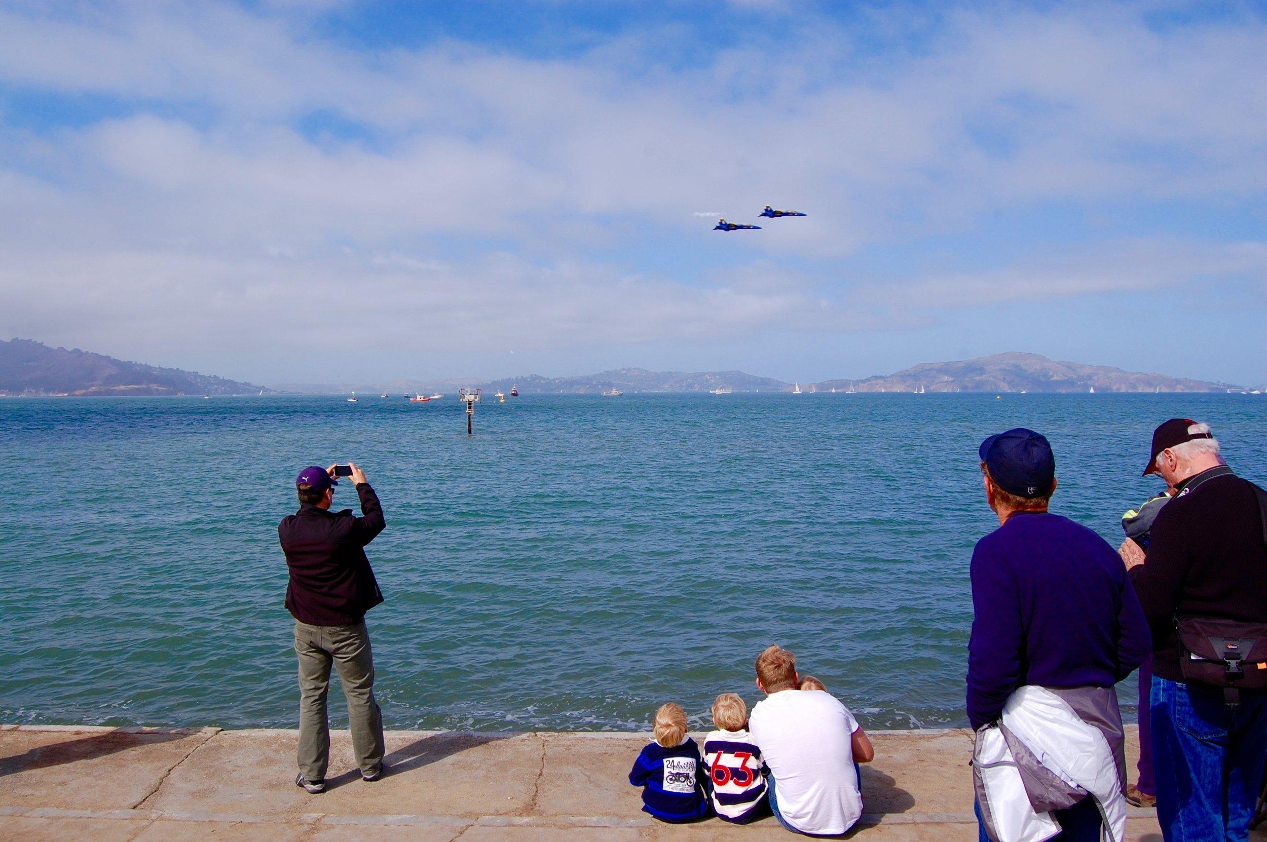 San Francisco Fleet Week, 2012