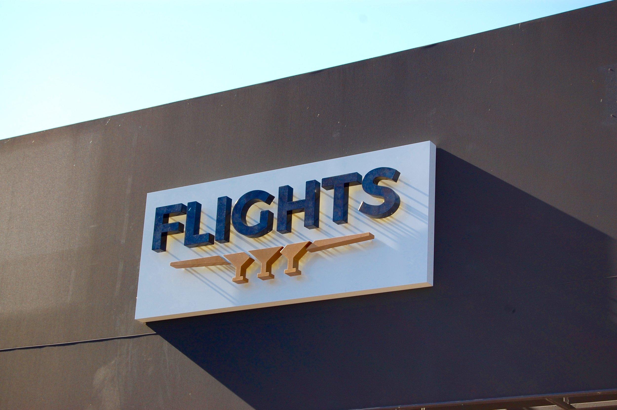 Flights Los Gatos, Alexander Hult's new restaurant