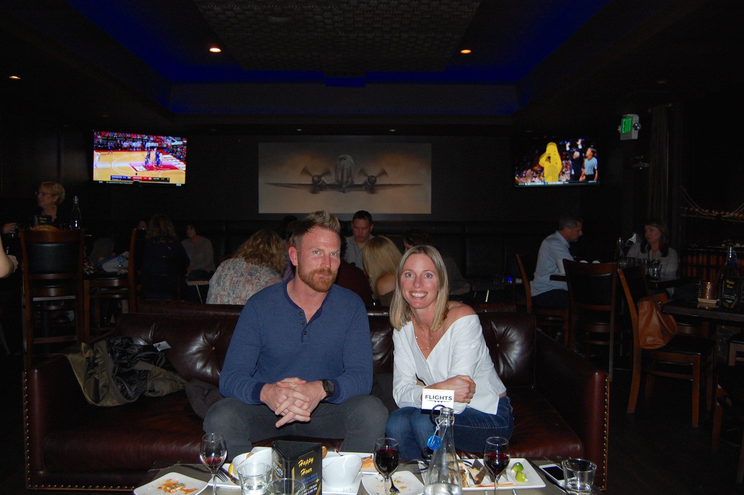 Date Night at Flights Los Gatos