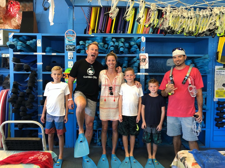 Snorkel Bob's