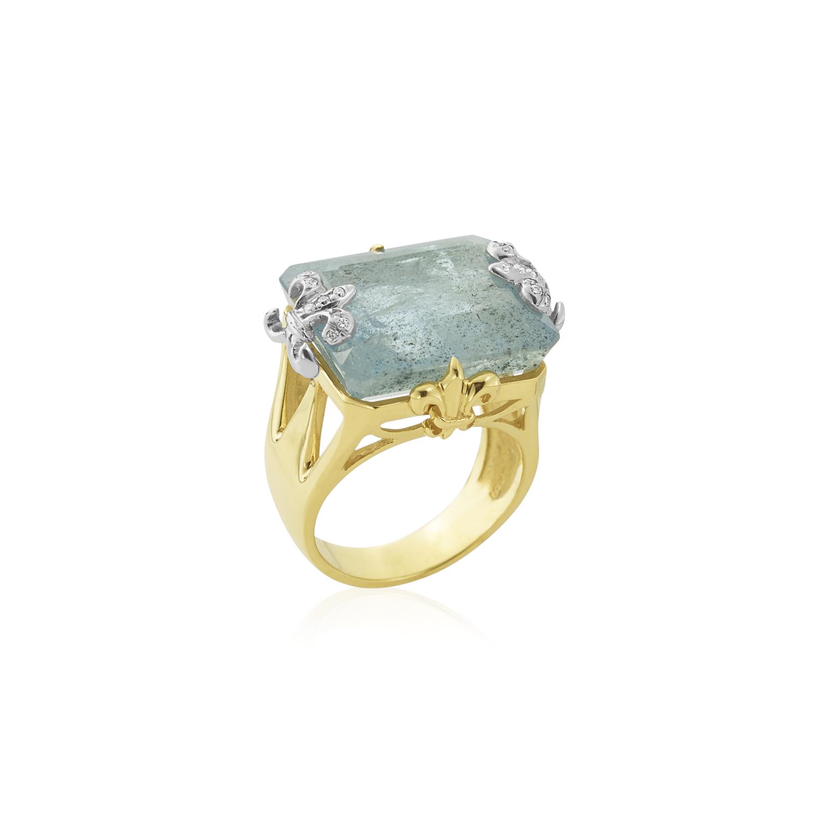 Faceted Aqua Fleur Ring.jpg