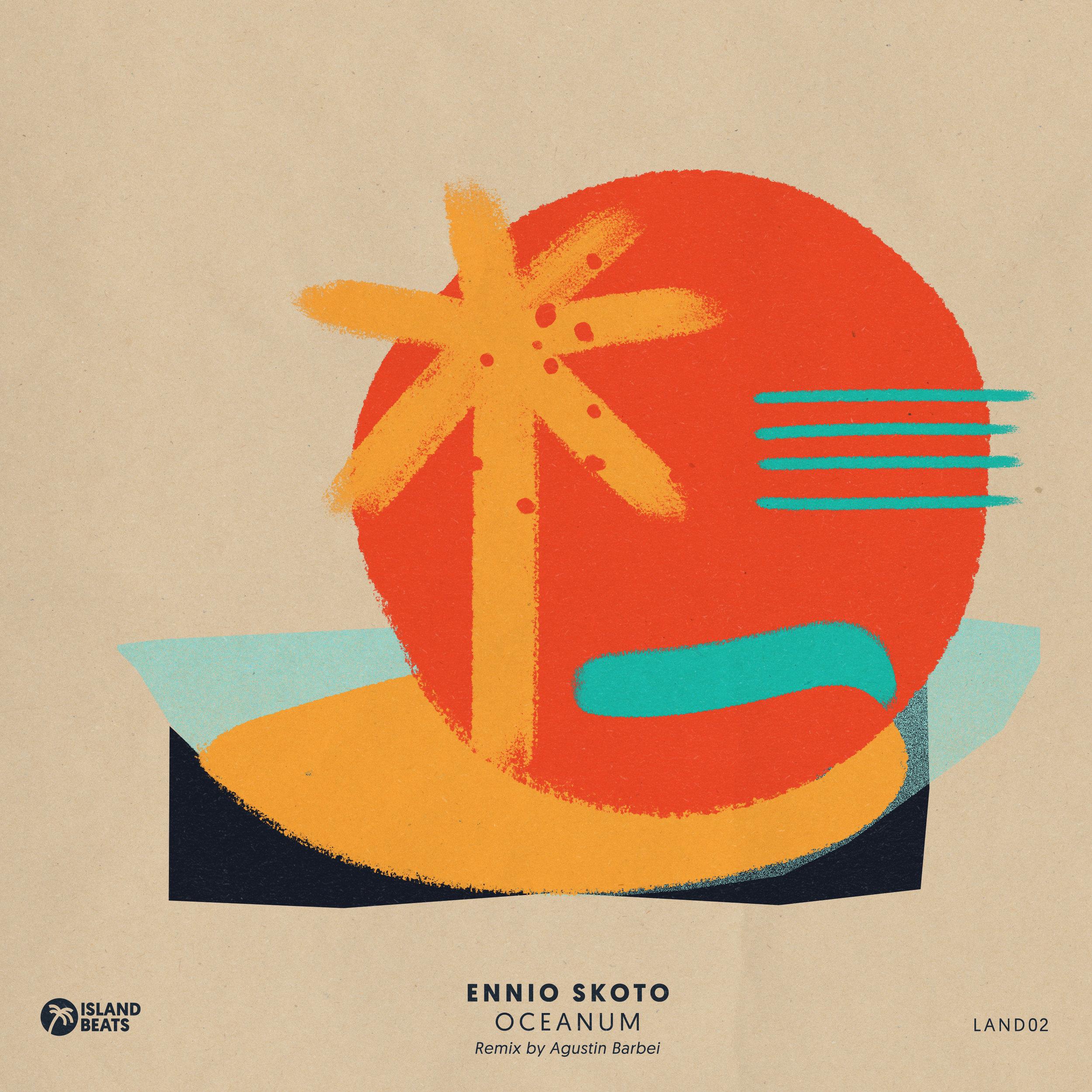 Oceanum EP for Island Beats Music