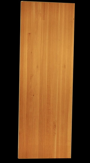 White Oak Edge Grain Countertop - 432