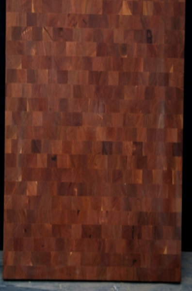 Cherry End Grain Countertop - 5233