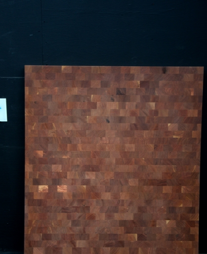 Cherry End Grain Countertop - 5234
