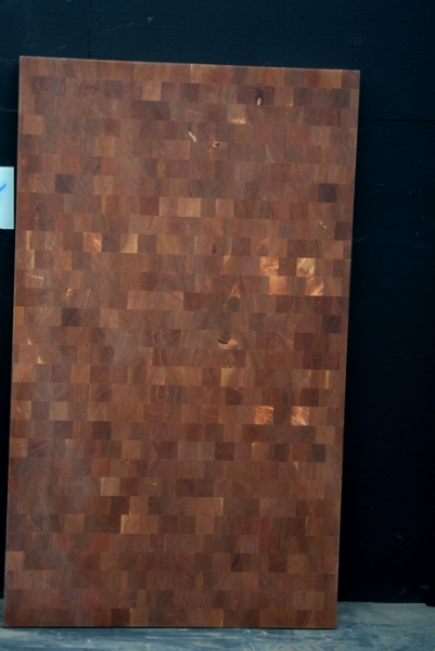 Cherry End Grain Butcherblock - 5238