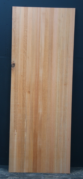 White Oak Edge Grain Countertop - 5181