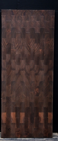 Walnut End Grain Countertop - 5232