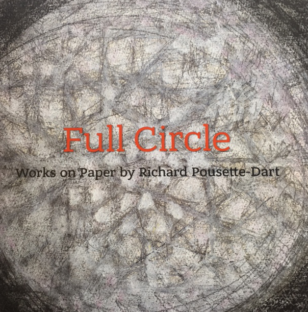 Full Circle: Works on Paper by Richard Pousette-Dart by Innis Howe Shoemaker, Nancy Nash, and Eliza Spaulding   (ISBN 978-0300207972)