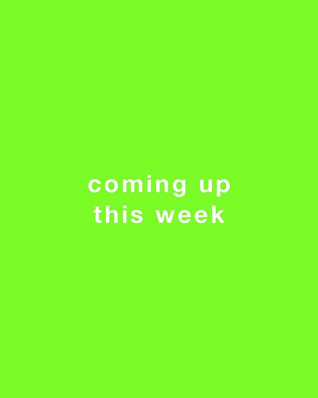 Here's what's coming up at Impact this week! _____ • tuesday morning prayer / 5:30am • ignite wednesday night / 7pm • ladies sleepover sunday after impact (link in bio)
