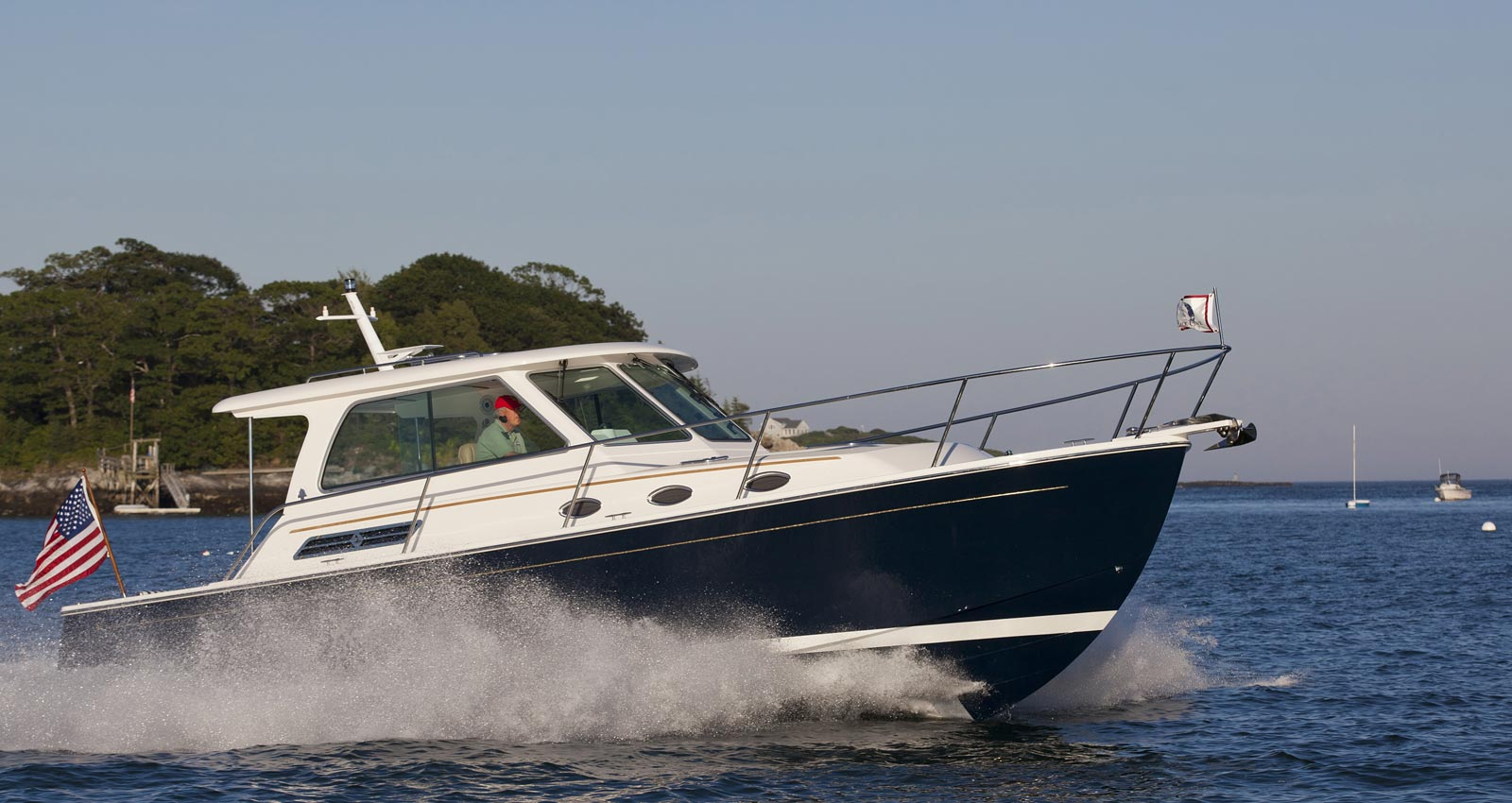 For boaters, by boaters. -