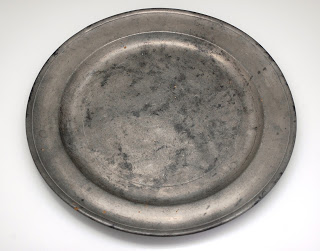 Hartwell Plate, 1895.0039.001. Gift of George P. Smith