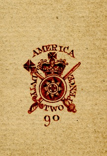 Almanac Tax Stamp (1920.0002)