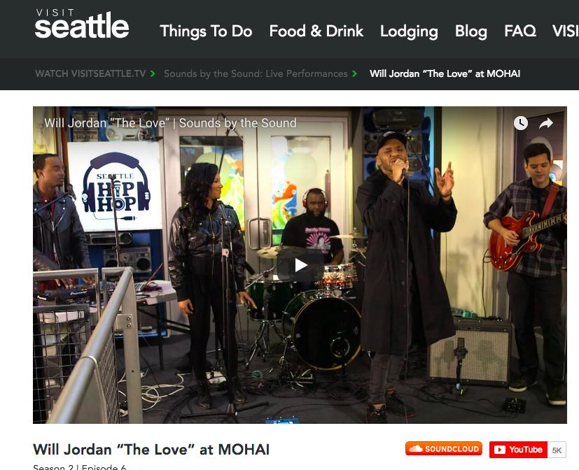"REVOLT: Will Jordan ""The Love"" at MOHAI"
