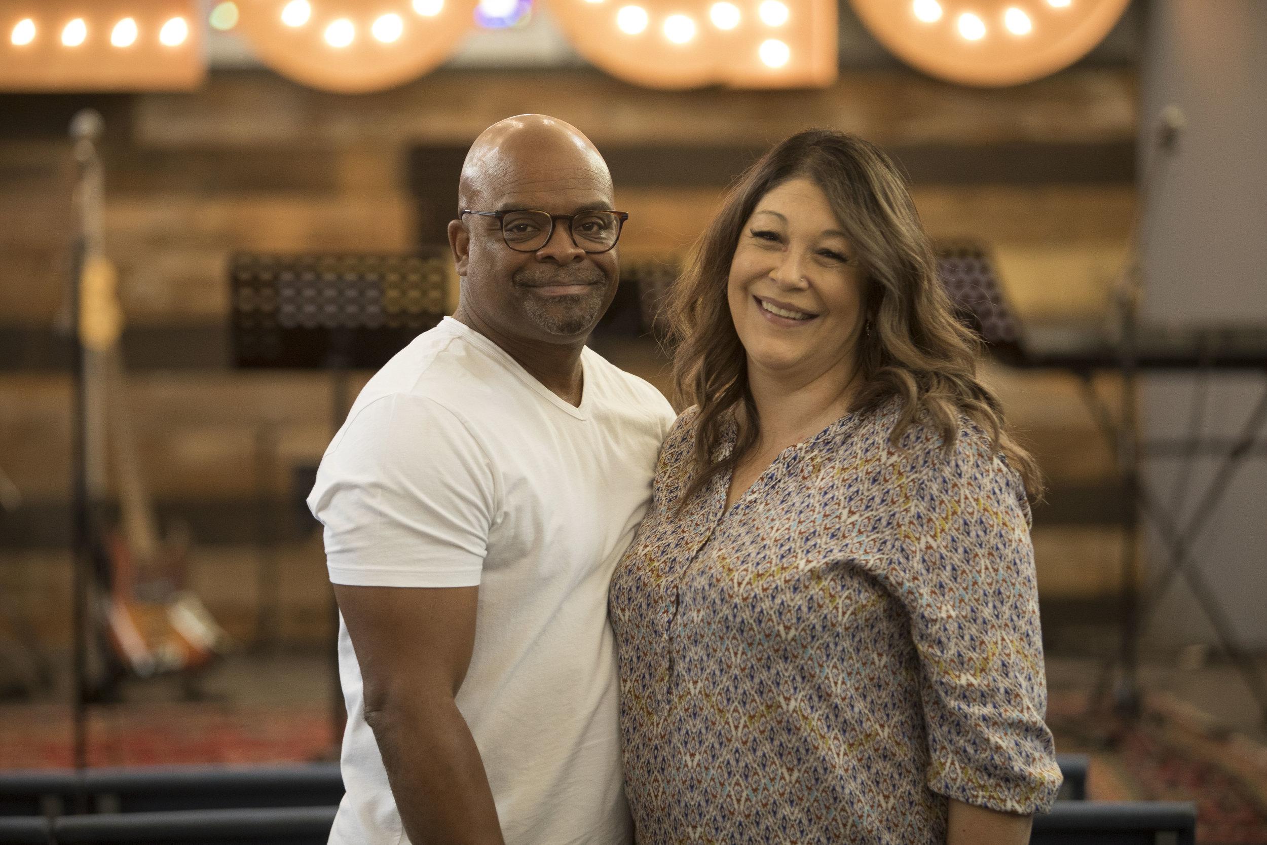 Ken & Annette - PICO RIVERA
