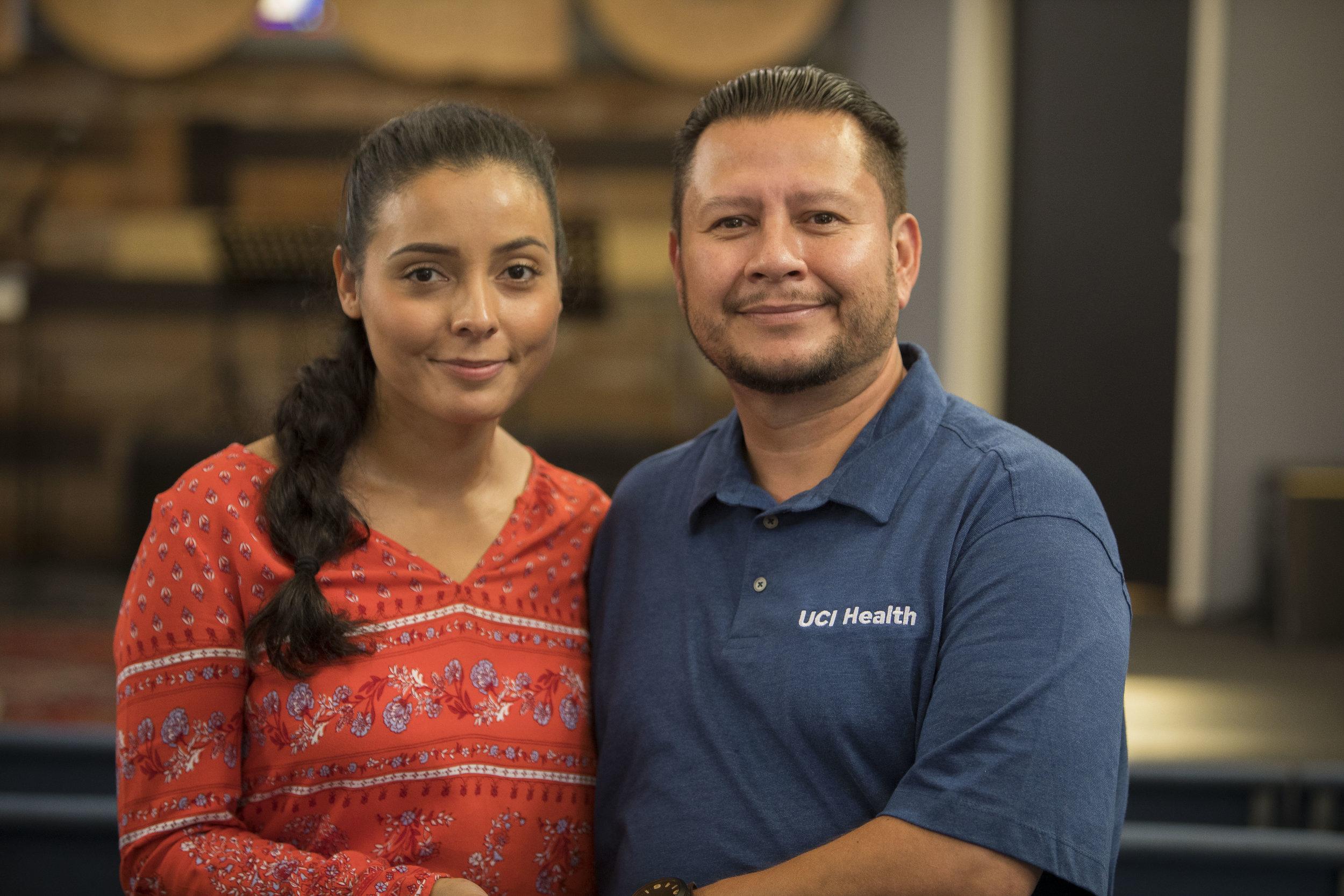 Luis & Mayra - MONTEBELLO
