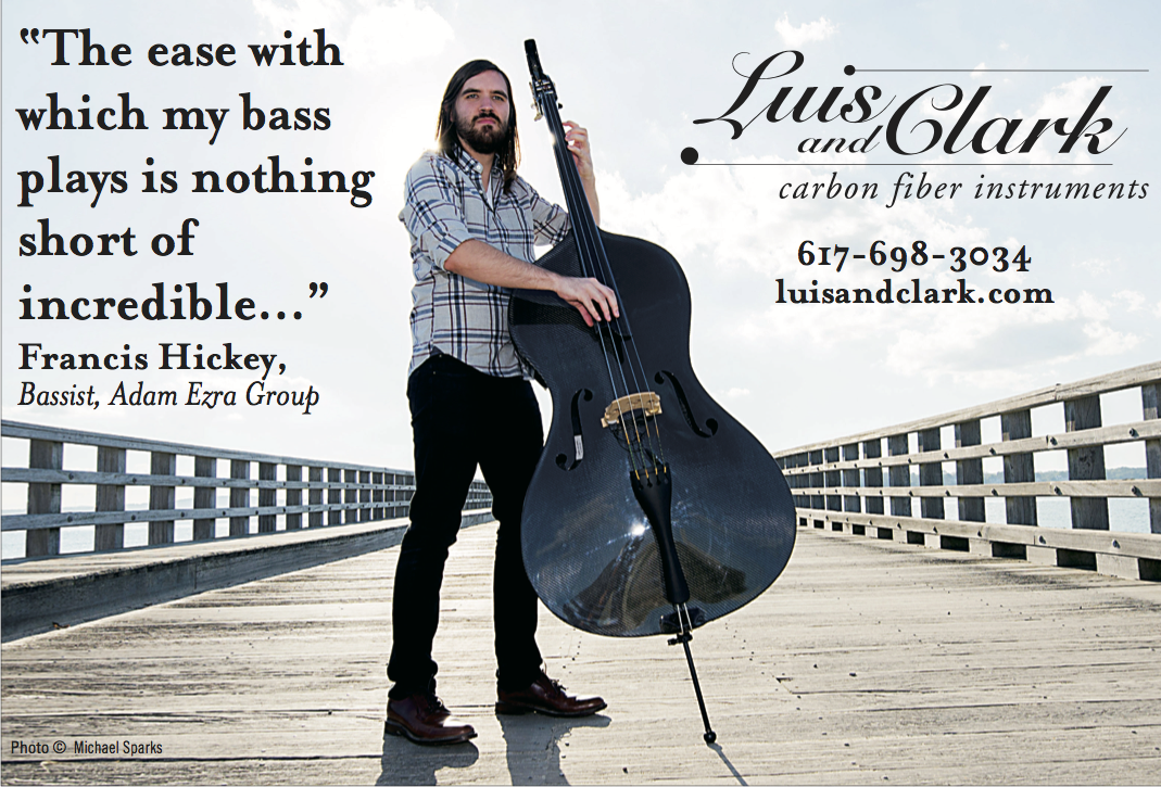 National ad campaign for Luis and Clark Carbon Fiber Instruments    Photo Credit: Michael Sparks Keegan