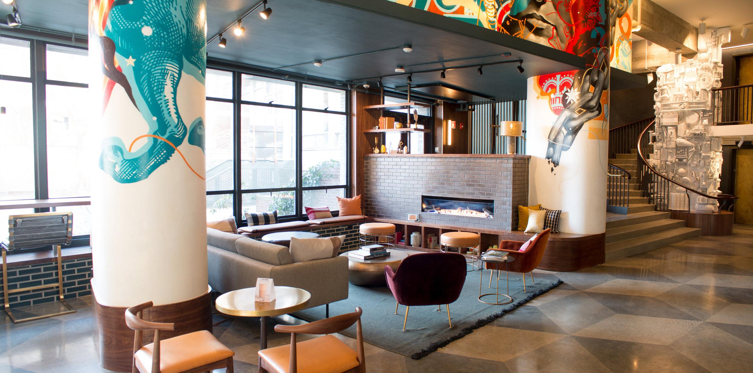 Revolution Hotel