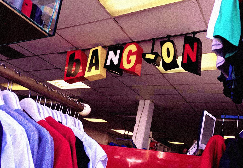 Bang-On HQ in East Van.