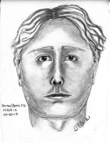 Composite sketch from Jessica's case.