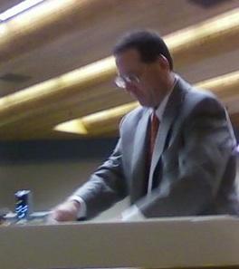 U.S. Attorney Dan Graber