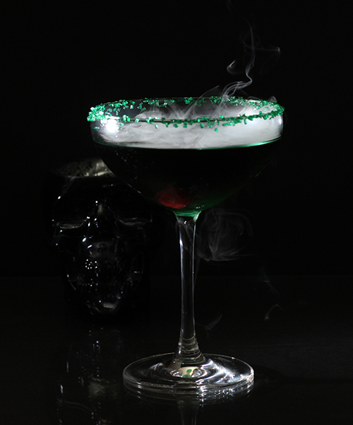 witchs brew martini with dry ice in glass.jpg