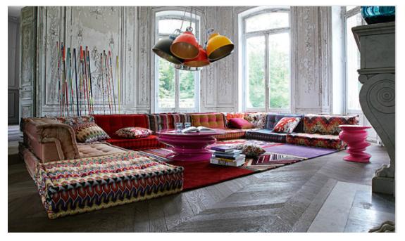 Floor Pillows — Anns-liee