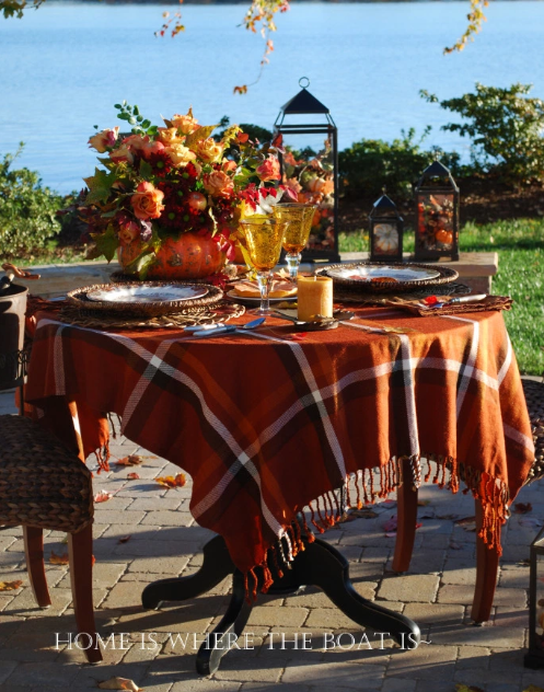 Fall Tablesetting for 2   source