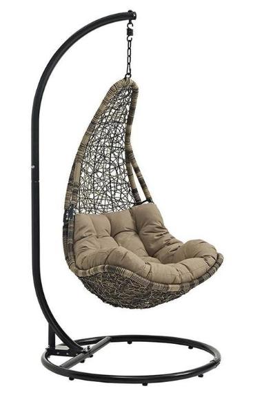Pod swing on base from   Minimal & Modern