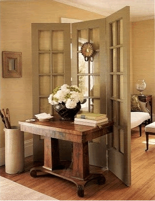 Entryway divider screen source BHG
