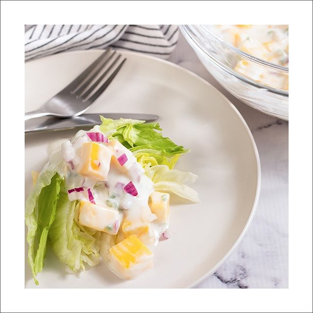 Chunky Mango Salad Dressing on Lettuce Wedge  Little effort yields a delicious award in this refreshing summer salad.  But frankly, it's great any time of the year.  The fruity salad dressing includes mango, yogurt, red onions, chili pepper, white wine vinegar and a splash of fresh lemon juice. Just tap on my profile to track down the #recipe.  #recipes #easyrecipes #easyhealthyrecipes #mangosaladdressing #saladdressing #fruitysaladdressing #mangoyogurt #saladdressingrecipe #salad #saladrecipe #lettuce #lettucerecipes #foodie #foodies #foodphotography #foodphoto #foodphotographyandstylingbyme #thefeedfeed #buzzfeedfood #huffposttaste #bonappetitmag #food52 #healthyfoodporn @foodgawker #beautifulcuisines