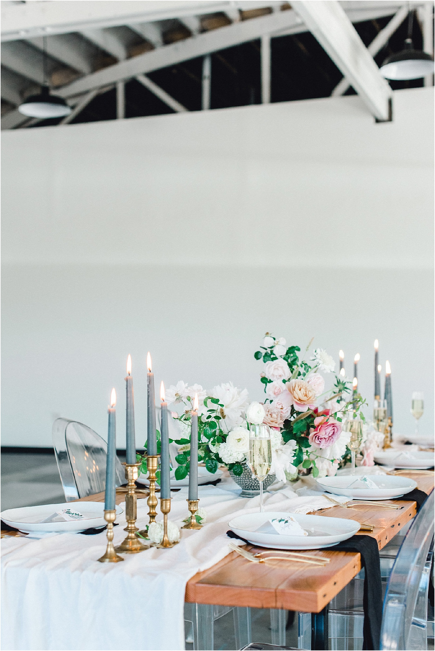 Portland Modern Industrial Wedding Venue