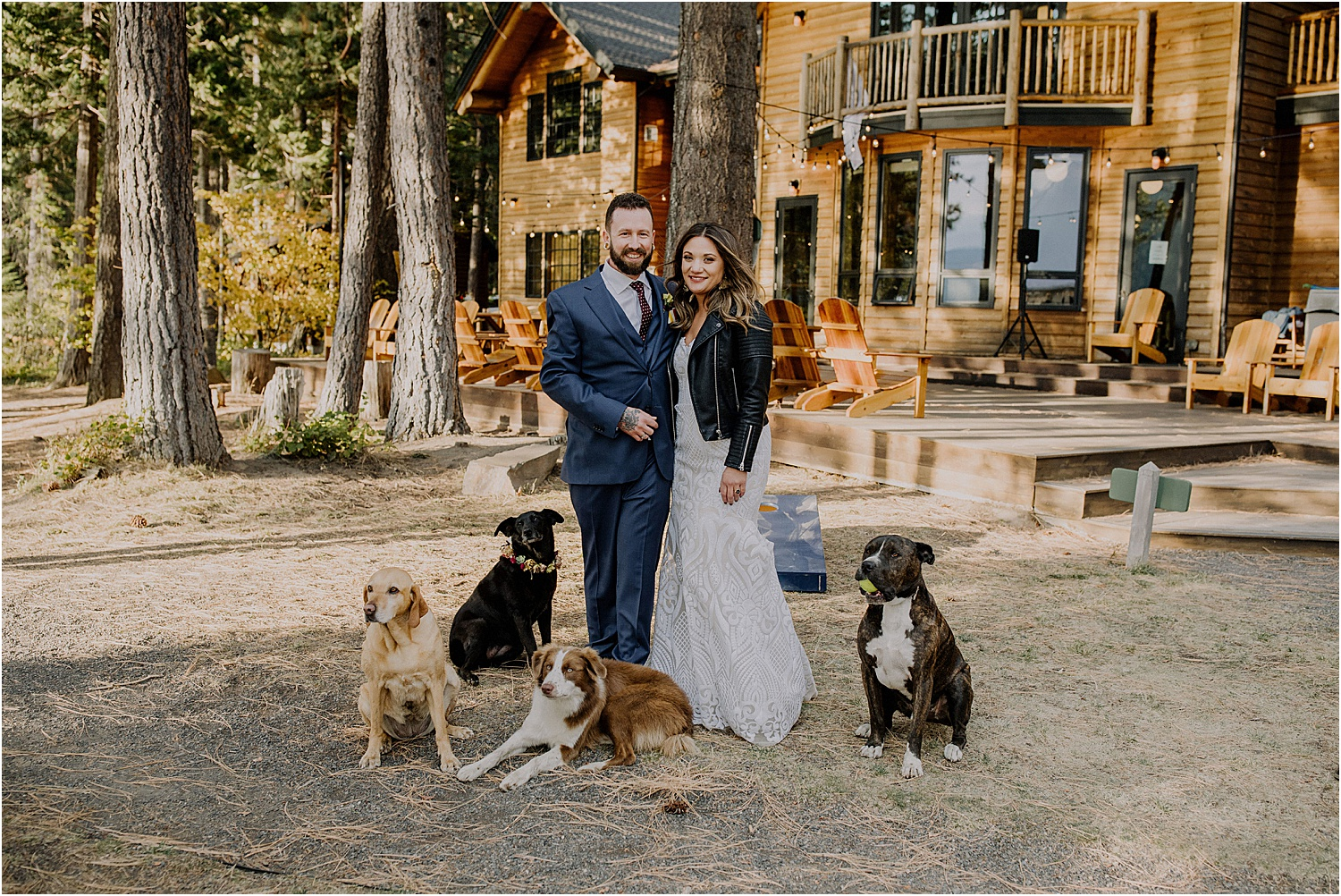 Suttle Lodge Wedding