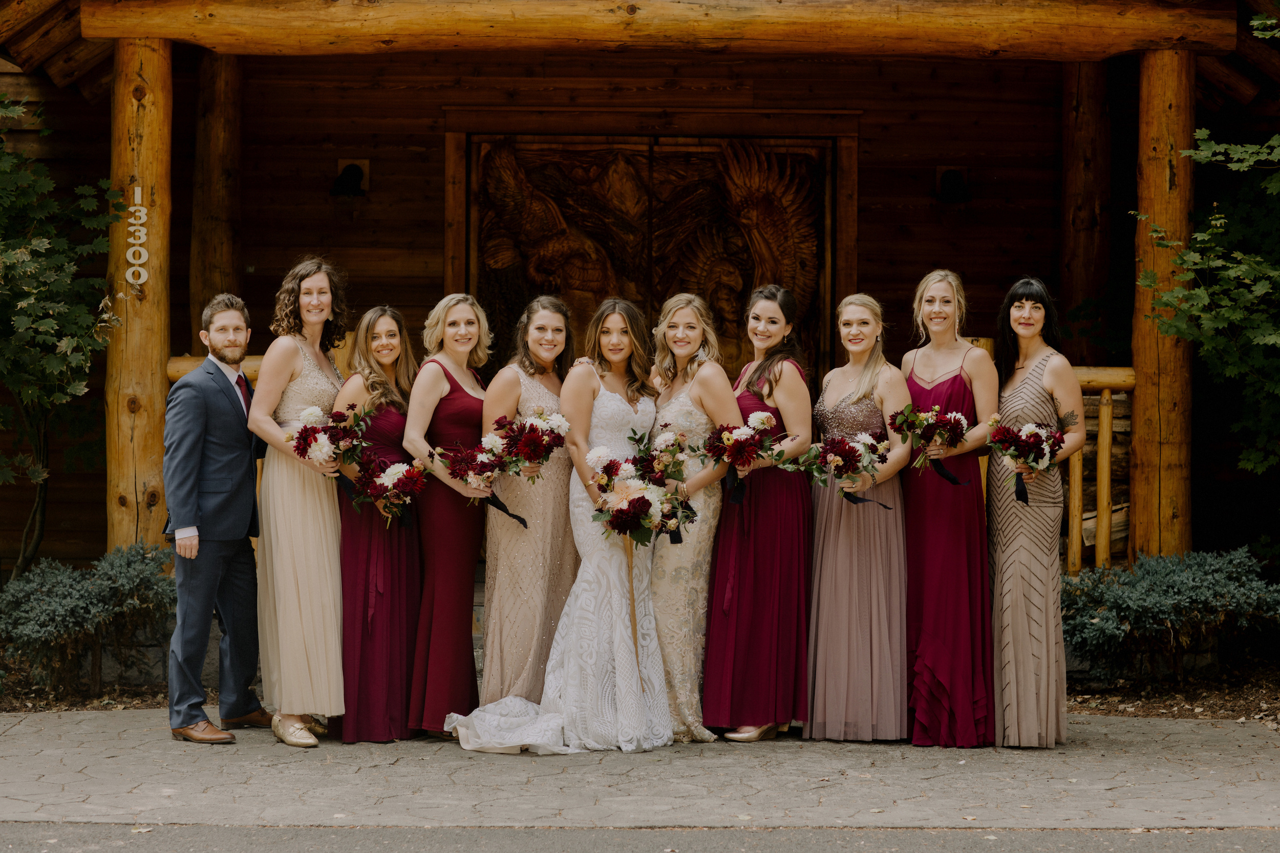 Julia + Jimmy | Sisters OR -