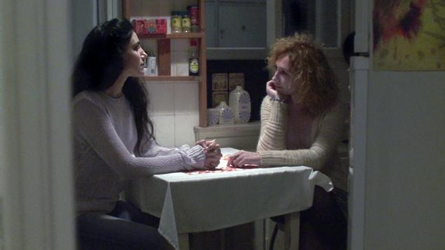 INVISIBLE   Over 20 years after two women were raped by the same serial rapist, they randomly meet.
