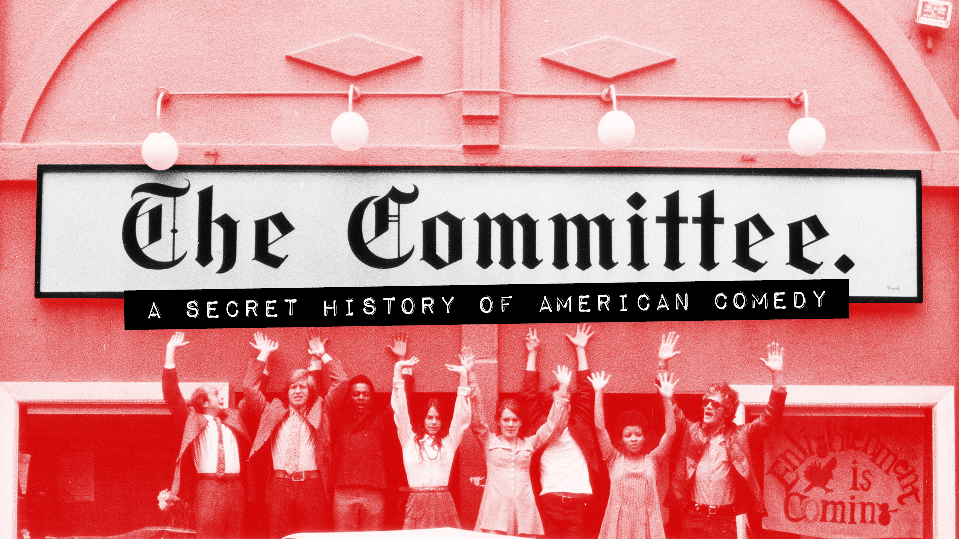 THE COMMITTEE    This documentary film series is a deep dive into the life of The Committee, San Francisco's radical comedy troupe that introduced the counterculture of the 1960s to mainstream America, pioneered an artform, and helped shape modern American satire.