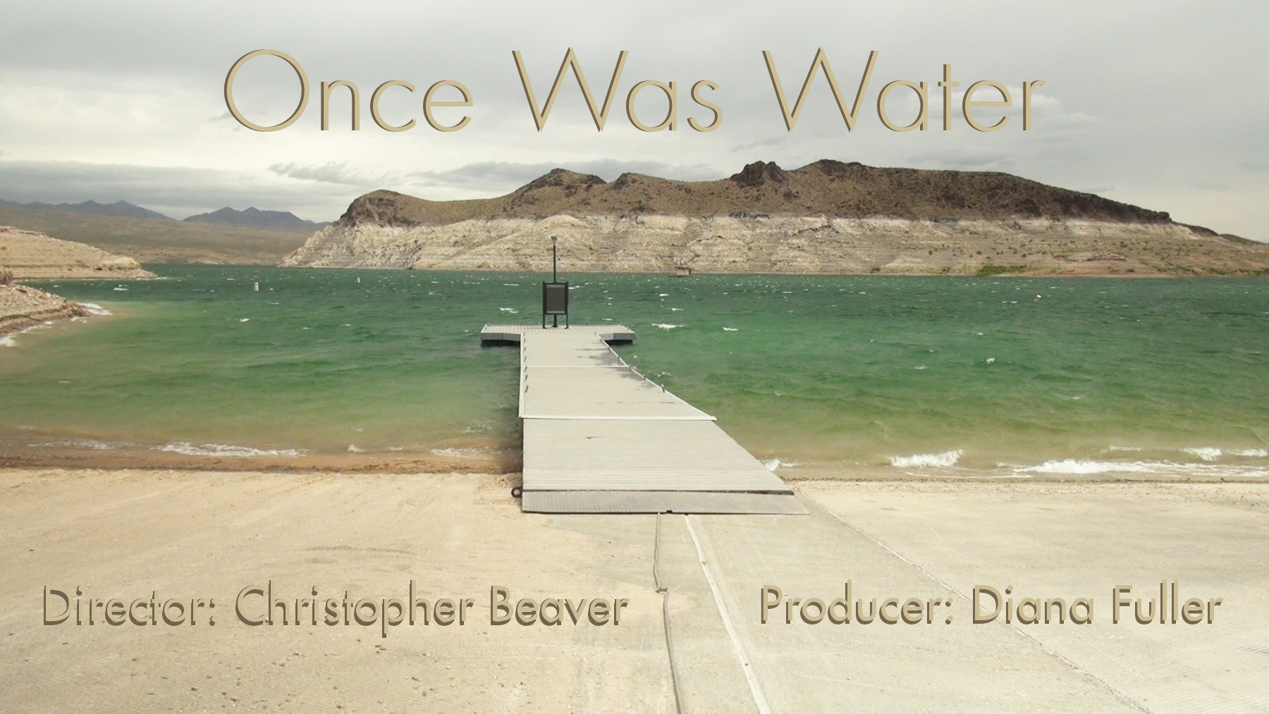 ONCE WAS WATER     Once Was Water  seeks to bring a fundamental understanding of the global water crisis to diverse audiences.